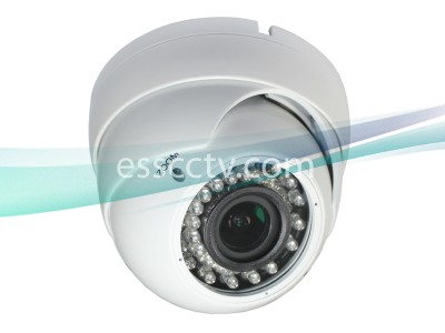 SavvyTech HDG5202R 1080P HD-CVI Vari-Focal Lens 2.8-12mm Eyeball Camera