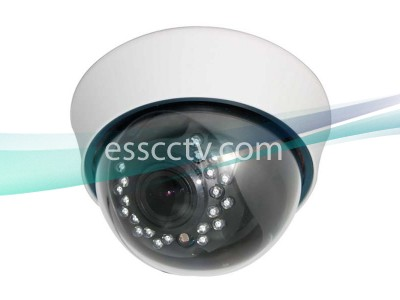 SavvyTech SV-HDW4200 720P HD-CVI Vari-Focal Lens 2.8-12mm Indoor Dome Camera