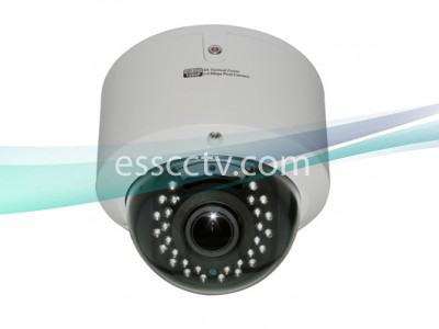 SavvyTech SV-HDW6220/A 1080P HD-CVI Vari-Focal Lens 2.8-12mm Vandal-Proof Dome Camera