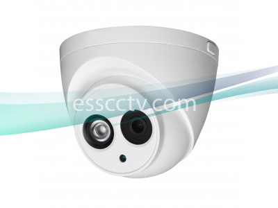 SavvyTech HCC3320EM-IR/36 2MP HD-CVI Fixed Lens Matrix IR Dome Camera