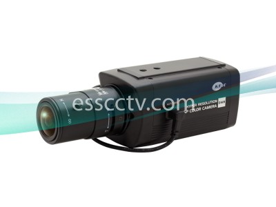 KT&C KPC-BSP6300NU 750TVL Super Low Light OSD True D/N Digital WDR Dual Voltage Box Style Camera