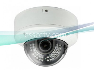 IP Power NIT-C232FV-W 2 MP IP IR Dome Camera w/ 30 IR LEDs & 2.8~12mm Vari-focal Lens