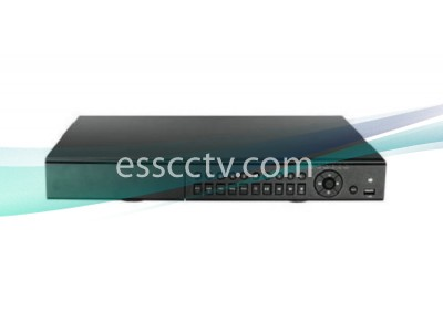 NVST-TX208-16 16 Channel Network Video Recorder(NVR) for IP cameras up to 3MP w/ 8 CH PoE Input