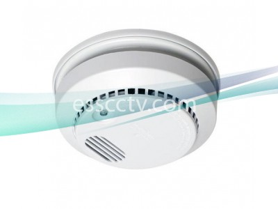 EYEMAX UHI-SMK-21P EX-SDI / HD-SDI 1080P Smoke Detector Case Camera with 4.3mm Pin-hole Lens