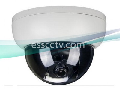 EYEMAX UDM-202-36 EX-SDI 1080p Non-IR Indoor Dome with 3.6mm Fixed Lens