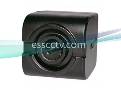USQ-202P-B37 1080p EX-SDI HD-SDI Mini Square Case Camera with 3.7mm Pinhole Lens