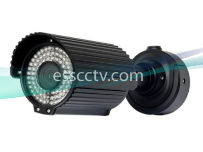 EYEMAX XIR-2184FV HD-SDI : 1080p IR Bullet Camera with Auto-Iris VF Lens & Dual Power