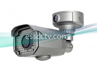 EYEMAX XIR-2284FV HD-SDI : 1080p IR Bullet Camera with Auto-Iris VF Lens & Dual Power