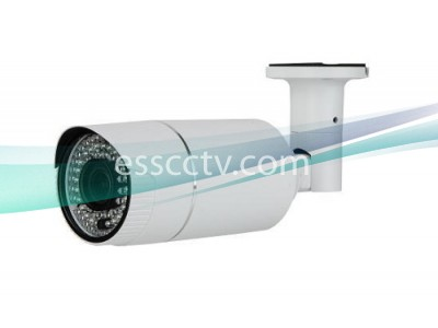 XIR-0712V HD-SDI 1080p(2MP) IR Bullet Camera w/ Auto-Iris VF Lens & 72 IR LED