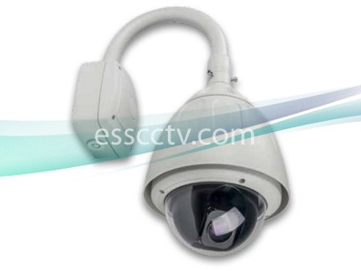 XPT-B2720-W HD-SDI 1080p PTZ Speed Dome Camera w/ x20 Optical (Wall)