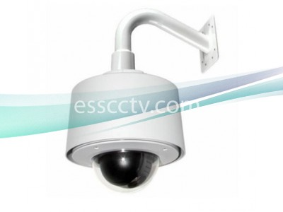 HS-PT320-W HD-SDI 1080p PTZ Speed Dome Camera w/ High Speed ×200 Zoom (Wall)