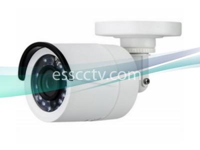 TIR-9324-W HD-TVI Bullet Camera w/ 24 IR LED & 3.6mm Fixed Lens