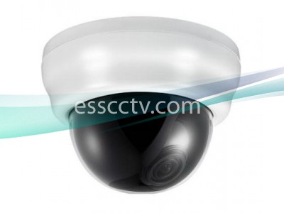 EYEMAX TDL-204V HD-TVI 1080p SUPERDOME® Indoor Dome Camera w/ Auto-Iris VF Lens & Dual Power
