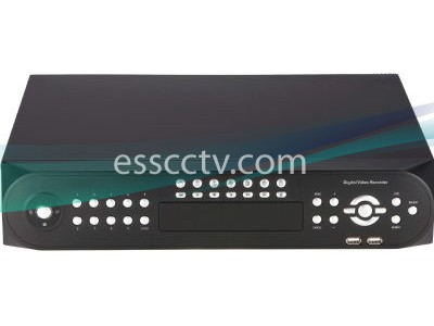 EYEMAX HX-Series 16ch Video DVR System 480 FPS recording with 1TB, DVD RW, 3G Phone Support