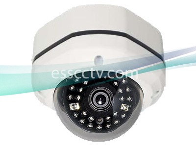 EYEMAX IT 6025M HAMMER Dome IR Camera 620 TVL 25 IR IP68 Waterproof