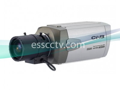 CNB BBB-24 Box Camera 580 TVL, Blue-i DSP XWDR, 3D DNR, DSS, Dual Power