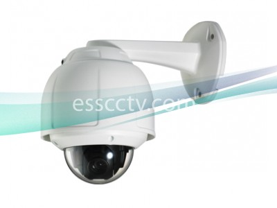 CNB SSM2065N Outdoor Speed Dome PTZ camera 500 TVL, 10x Optical Zoom, ICR, DSS, Pelco-D and P Protocol