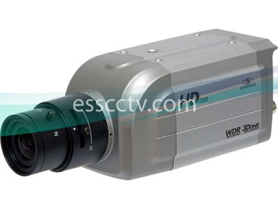 EYEMAX BX-614WDR Box Camera 650 TVL, WDR, 3D-DNR, SENS-UP, HLM, Dual Power