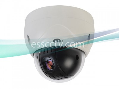 KT&C Indoor/Outdoor PTZ camera, 30x Optical Zoom, 700 TVL, WDR, 3D-DNR, True Day/Night ICR