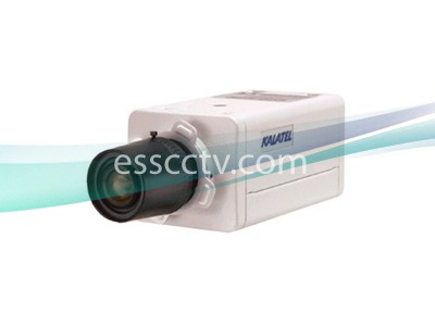 GE KTC-215C High-Quality Fixed Color Low-Light Camera